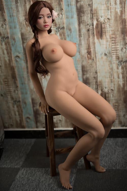 160cm/5.24ft D Cup Love Sex Doll-Ellie