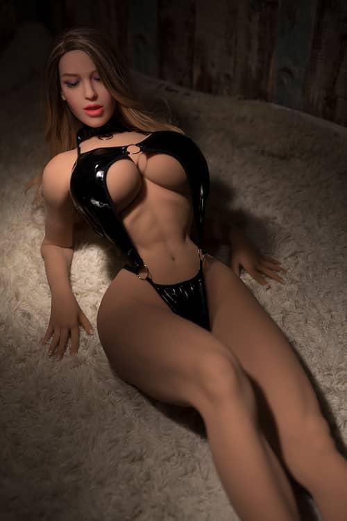 168cm/5.51ft Lifelike Pussy Sex Doll-Misato
