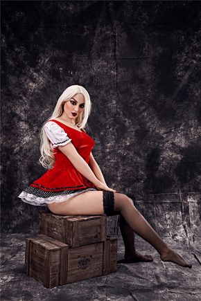 Anime Cosplay Boobs Cheap Real Doll (5)