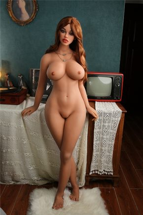 Medium Sized Breasts Woman Fucking Sex Doll (18)
