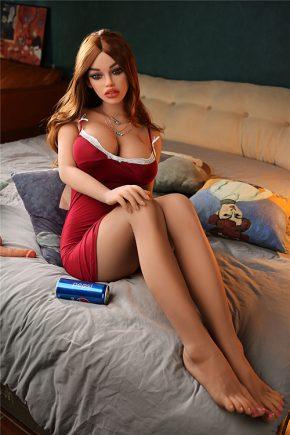 Medium Sized Breasts Woman Fucking Sex Doll (8)