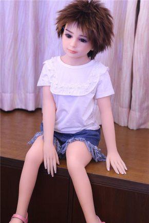 Flat Chested Sexy Fuck Mini Sex Dolls (6)