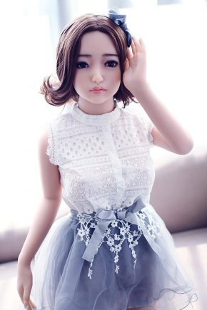 Japanese Girls Fucking Mini Sex Dolls (19)