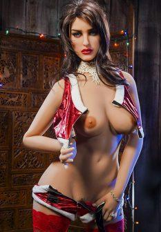 Christmas Fuck Tpe Sex Dolls For Sale (13)