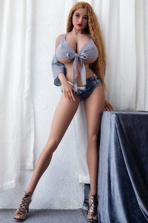 Big Breasts Sex Real Life Fuck Doll (2)