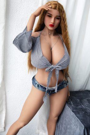 Big Breasts Sex Real Life Fuck Doll (6)