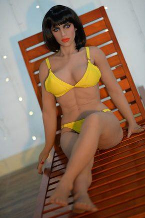 Hot Ass Vagina Muscular Sex Doll (2)