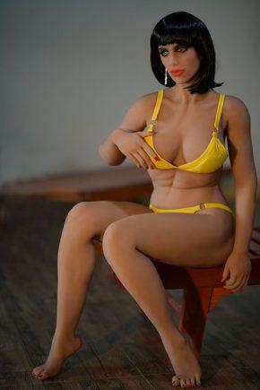 Hot Ass Vagina Muscular Sex Doll (4)