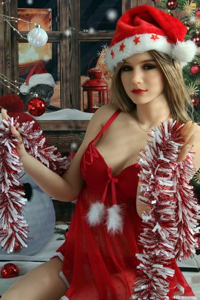 Merry Christmas Day Cheap Realistic Dolls (10)