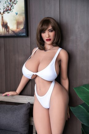 Real Fuck Big H-Cup Boobs Sex Doll (10)