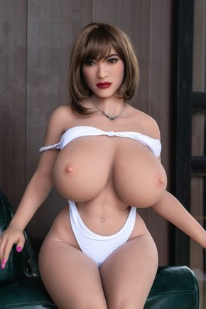Real Fuck Big H-Cup Boobs Sex Doll (12)