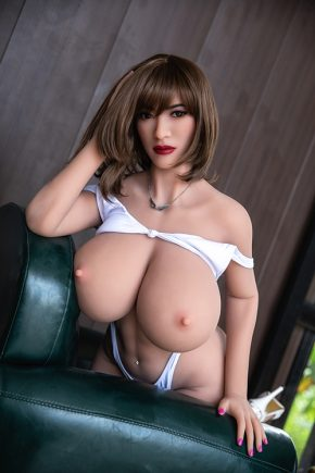 Real Fuck Big H-Cup Boobs Sex Doll (19)