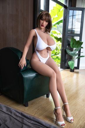 Real Fuck Big H-Cup Boobs Sex Doll (22)