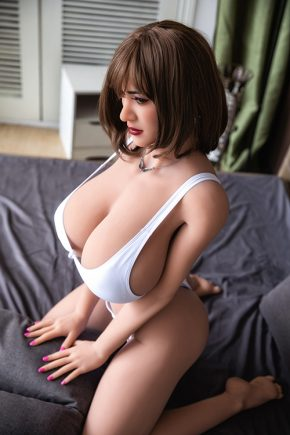Real Fuck Big H-Cup Boobs Sex Doll (6)