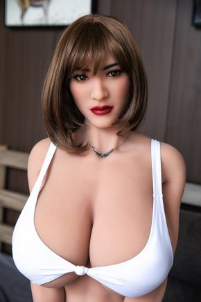 Real Fuck Big H-Cup Boobs Sex Doll (7)