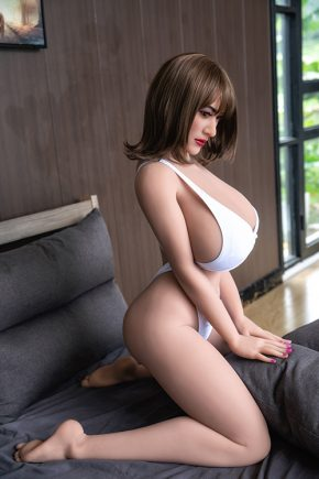 Real Fuck Big H-Cup Boobs Sex Doll (8)