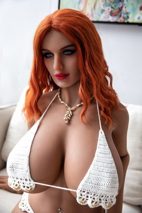 Red Hair Sex H Cup Titties Male Realistic Doll (5)
