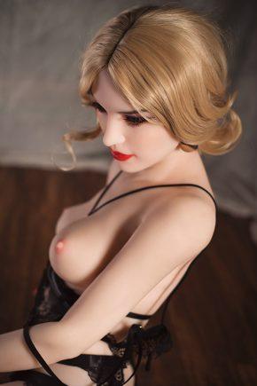 Skinny Small Breast Real Love Sex Dolls (16)